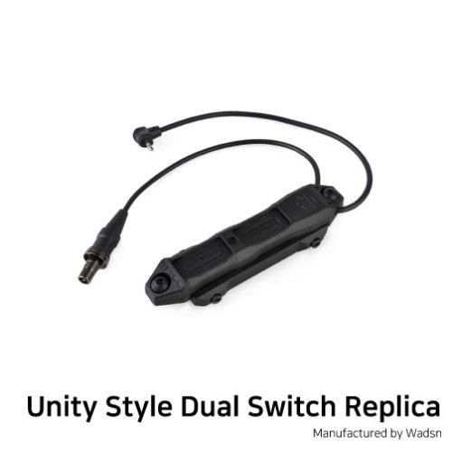 Wadsn Unity Style Dual Switch Replica