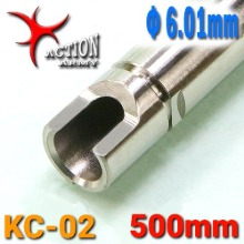 Stainless Φ6.01mm Inner Barrel / 500mm / KC-02