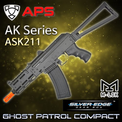 [EBB] Ghost Patrol Compact / ASK211