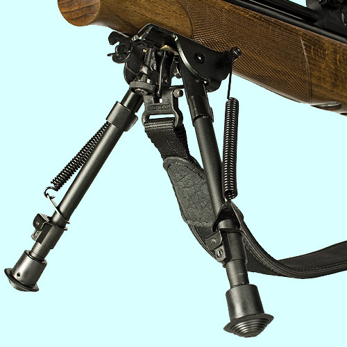 SRC Retractable Tactical Swing Bipod / 6